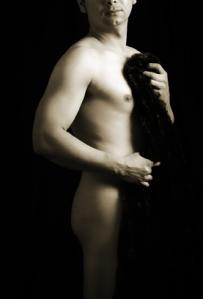 male nude by Mistress J